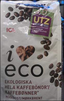1 - kaffebönor